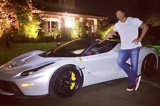 Voiture Fast and Furious Dwayne Johnson