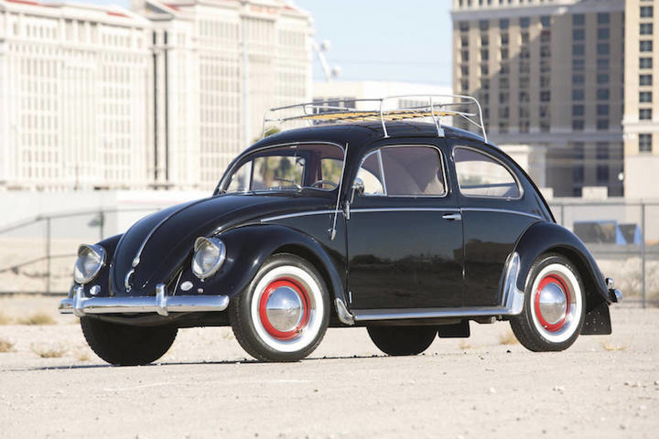 Don't Be An American Idiot, Buy Billie Joe Armstrong's Rockin' Retro Beetle
