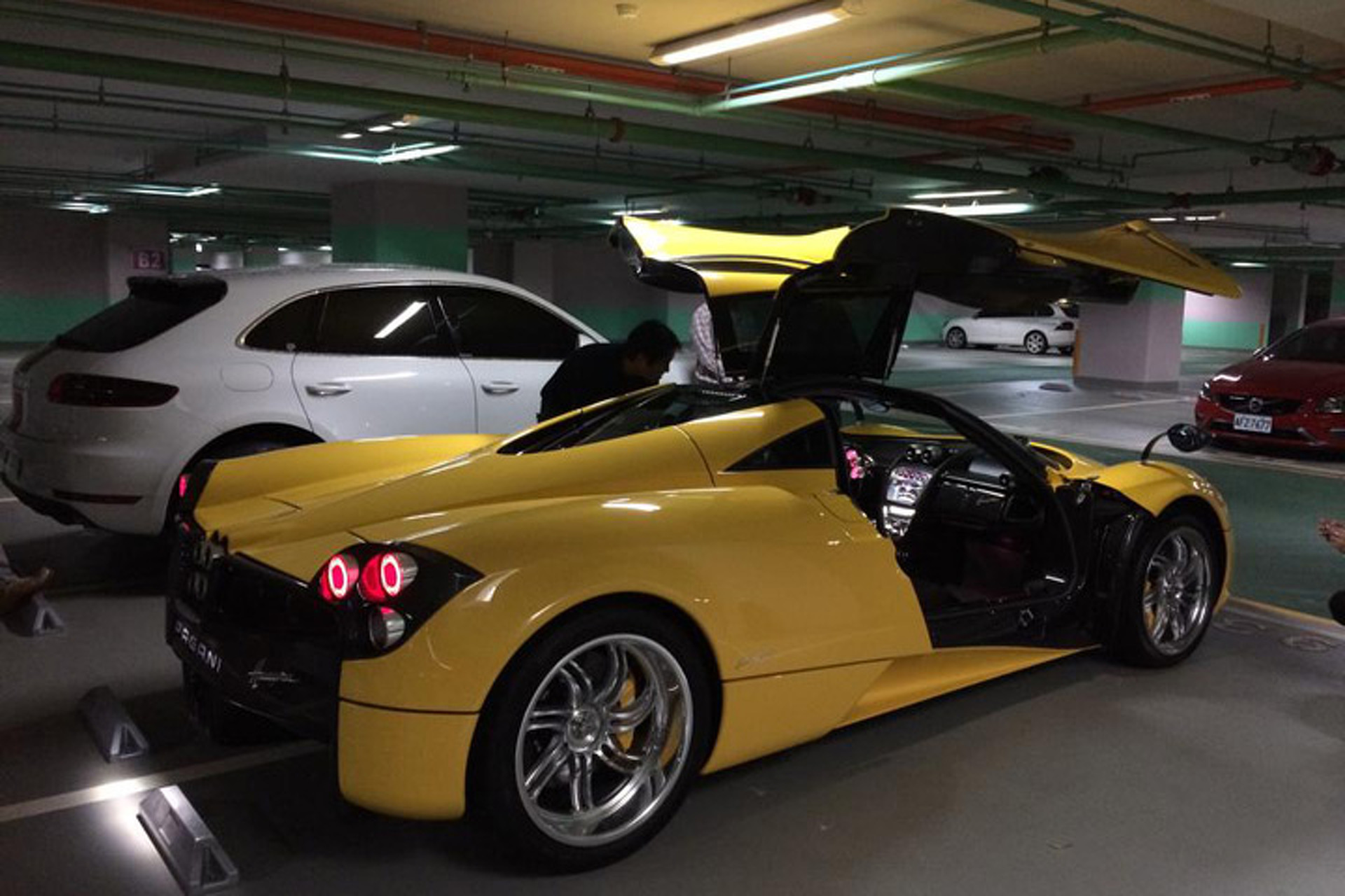 A Lucky 15-Year-Old Got a Pagani Huayra on his Birthday | Motor1.com