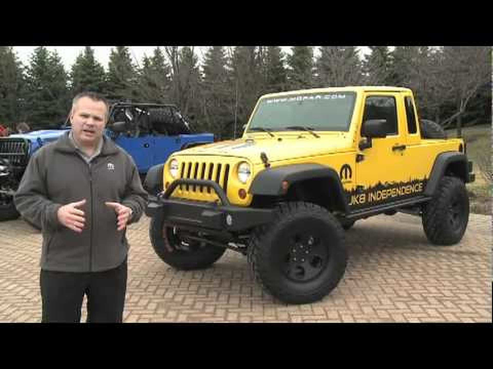 2011 Jeep Safari Walkaround