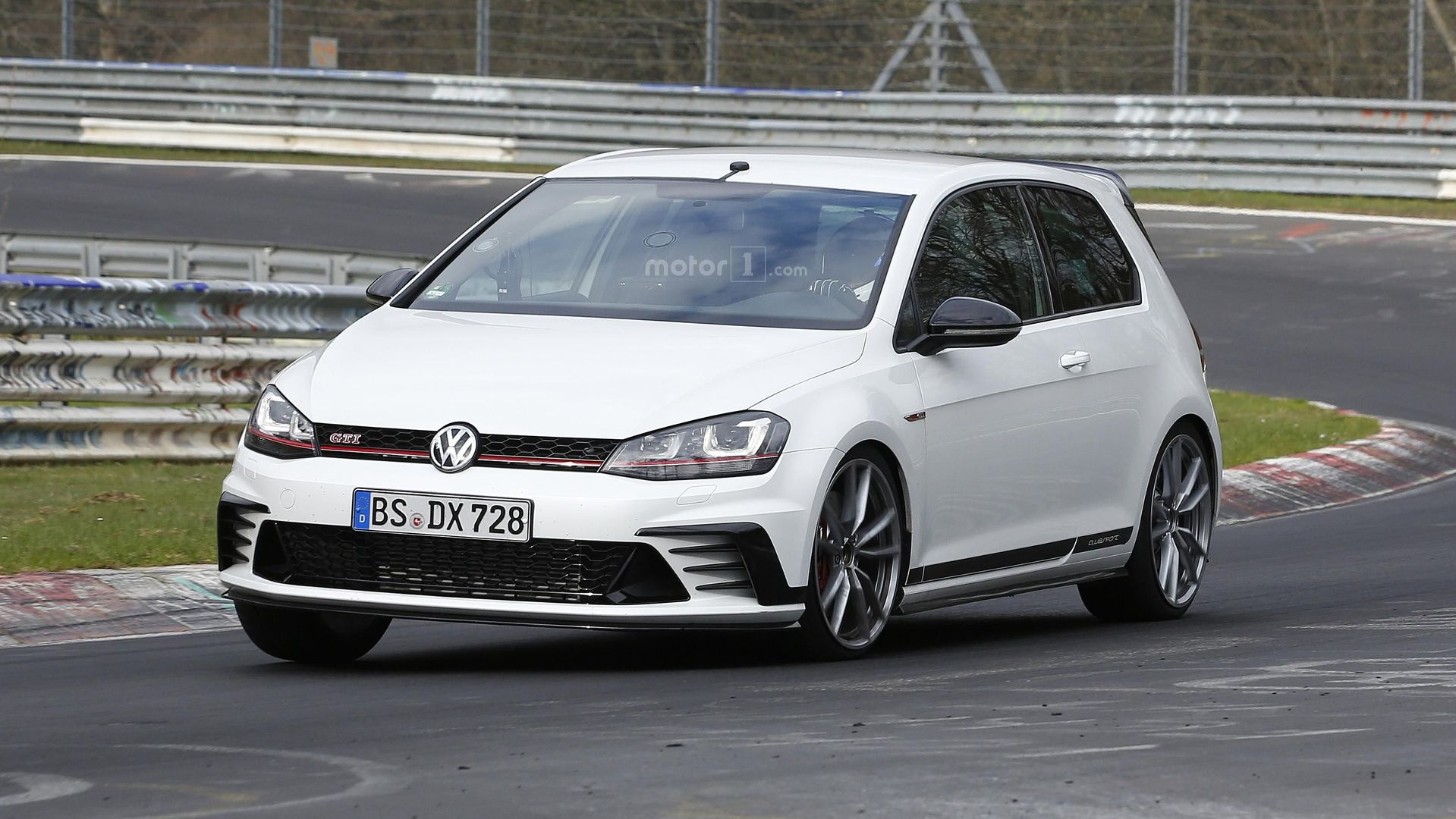 vw golf gti clubsport s confirmed for w rthersee with 310 hp. Black Bedroom Furniture Sets. Home Design Ideas