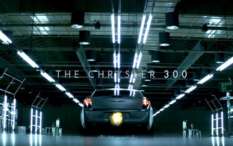Video: The Dark Knight Rises in a Chrysler
