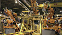Chrysler Group Future Manufacturing Strategy