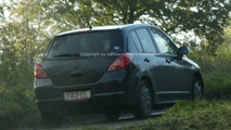 Next Nissan Almera Spy Photos