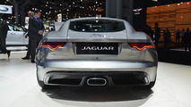 2018 Jaguar F-Type - New York 2017