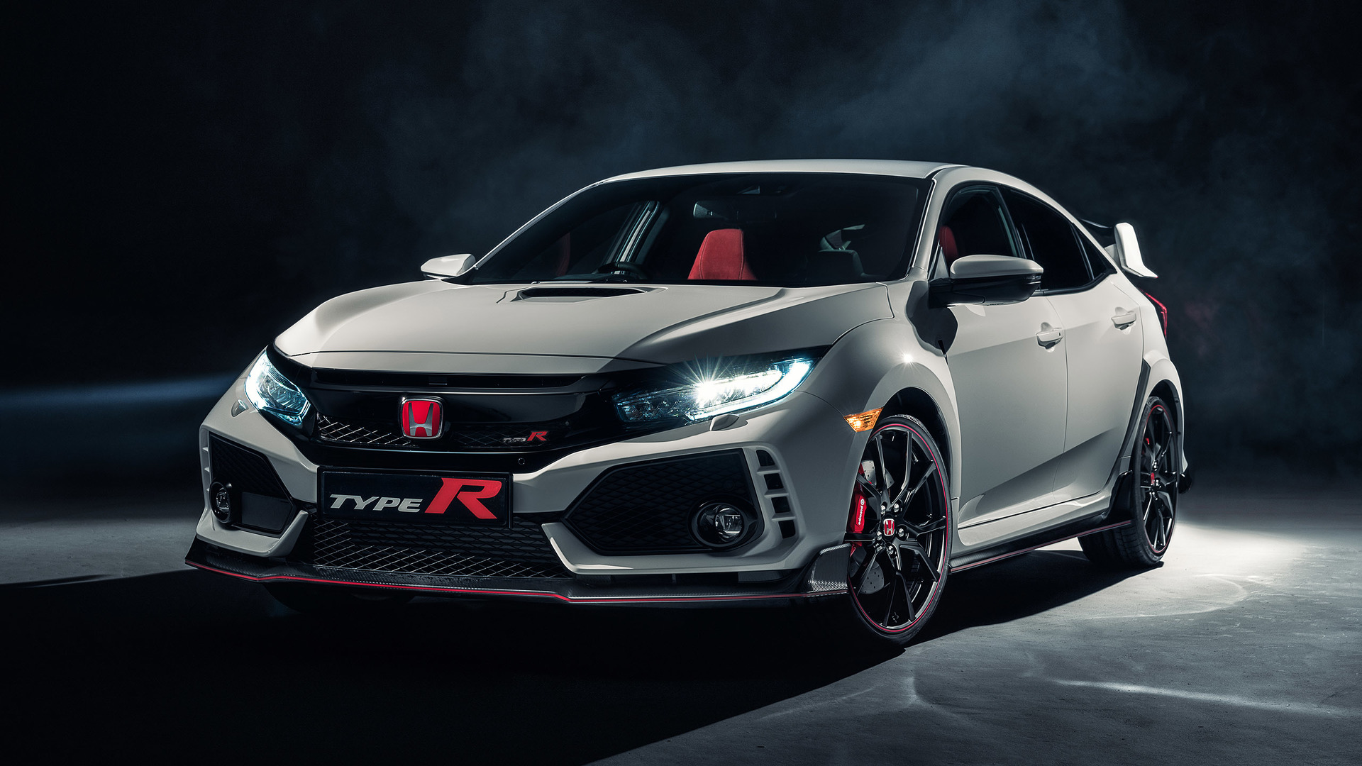 gen ve 2017 la nouvelle honda civic type r est dans la place. Black Bedroom Furniture Sets. Home Design Ideas