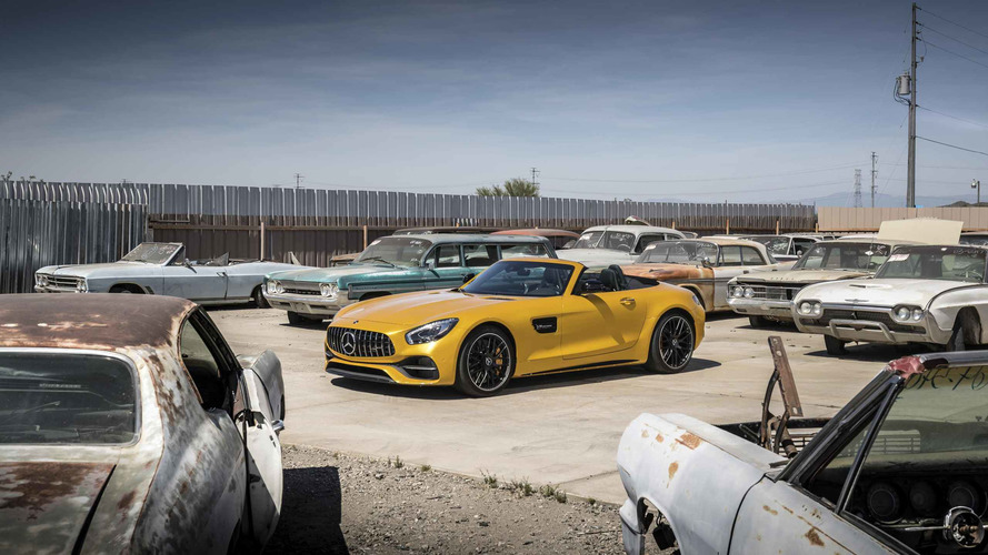 2017 Mercedes-AMG GT Roadster First Drive