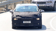 2018 Lynk & Co Sedan spy photo