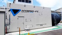 Toyota Hybrid Fuel Cell