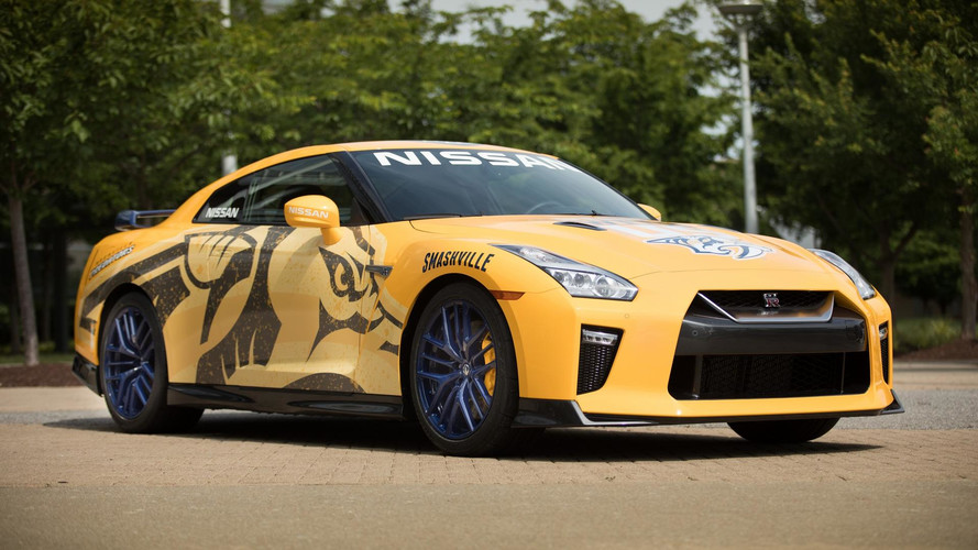 Nissan Donates Unique GT-R Predzilla For NHL Team's Charity