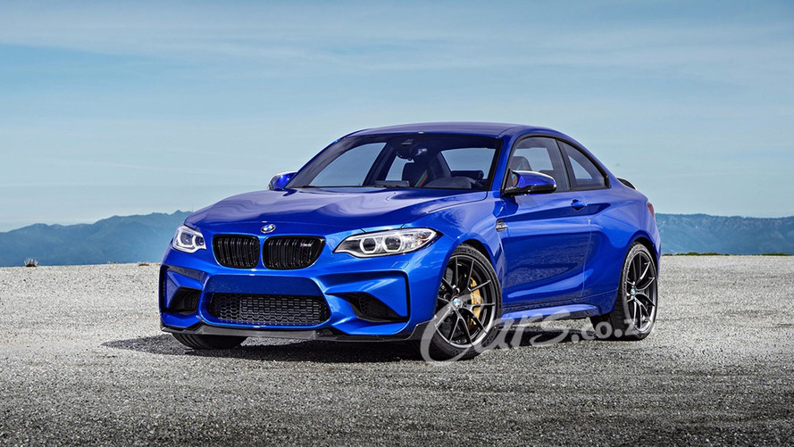 BMW M2 CS Details Emerge To Reveal Only 1,000 Units Will Be Made