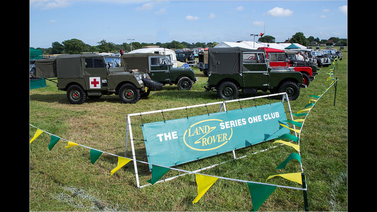 Land Rover Series One Club