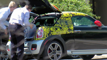 Mini Coupe JCW spied 16.05.2011