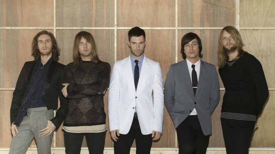 Maroon5 Lined Up for GM's pre-Detroit Auto Show Bash