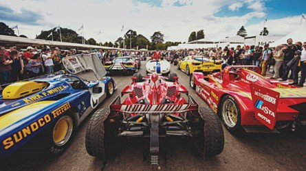 2018 Goodwood Festival Of Speed Day  4:  Watch It Live Right Here