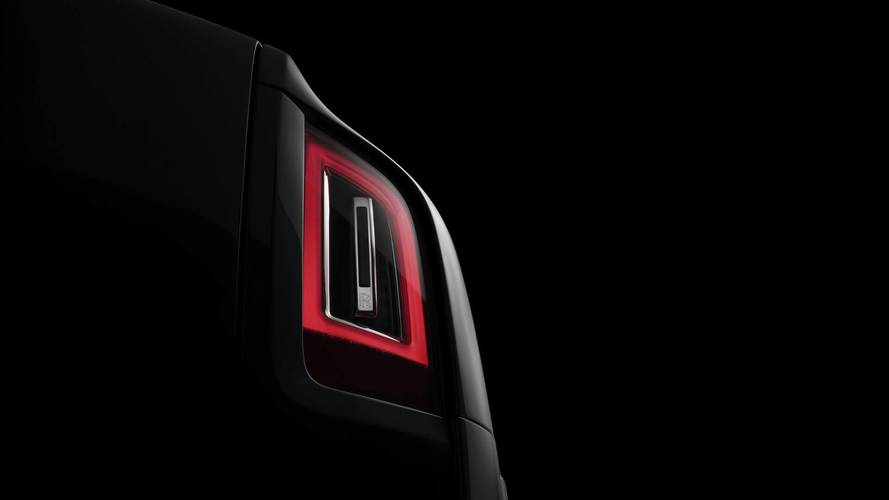 Watch Rolls-Royce Unveil Live The Cullinan SUV Right Here