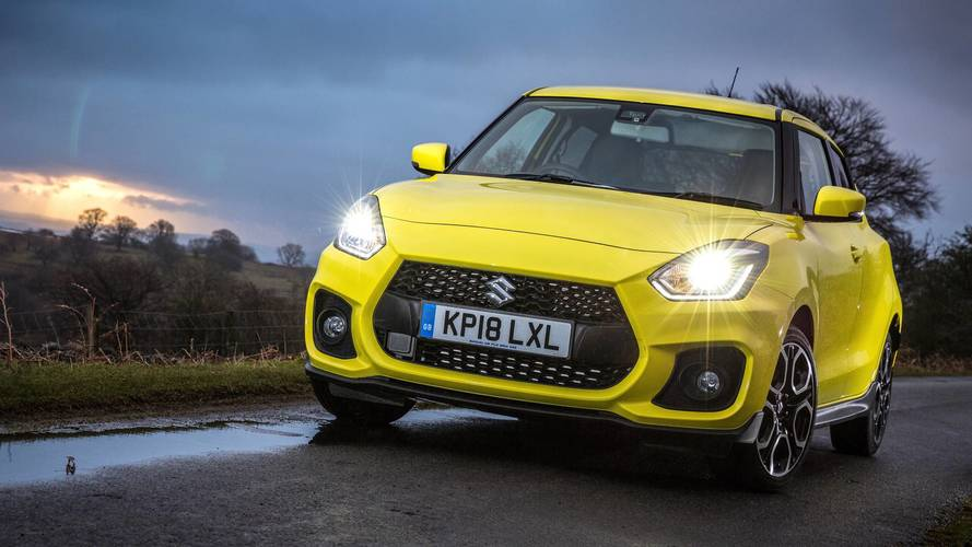 Suzuki drops Swift Sport price before it even goes on sale