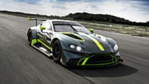 Aston Martin Vantage GT3 and GT4