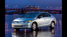 Honda Civic Hybrid 2012