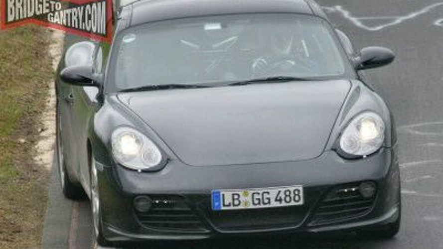 Porsche Cayman Turbo Returns to the Ring?
