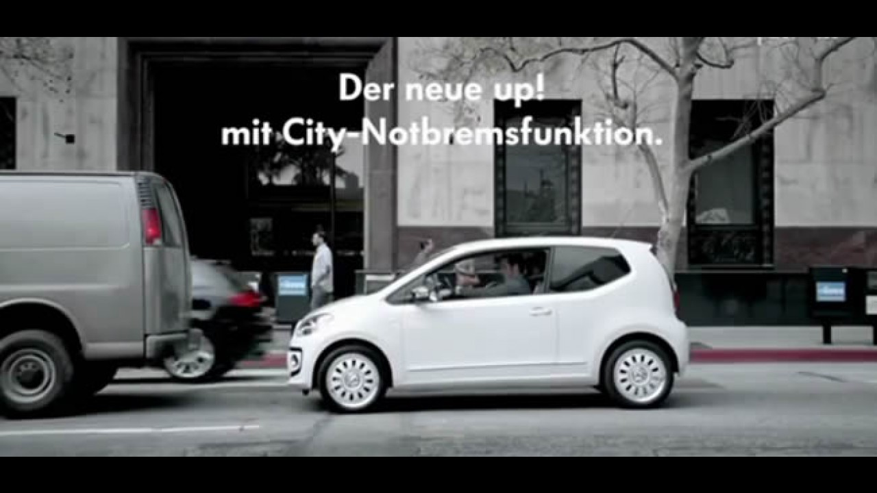 "Salão de Nova York: Volkswagen up! é eleito o ""World Car of the Year 2012"""