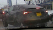 Acura SUV Coupe Spied