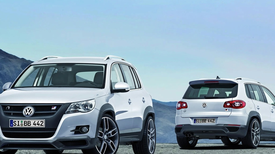 B&B Pumps 300 Ponies Out of Volkswagen Tiguan