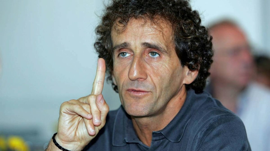 French GP revival failures frustrate Prost