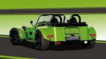 Irmscher i SELECTRA electric roadster concept - 28.02.2011