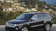 2011 Jeep Grand Cherokee Overland Summit 17.11.2010