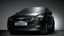 2010 Kia Cee'd facelift first image appears