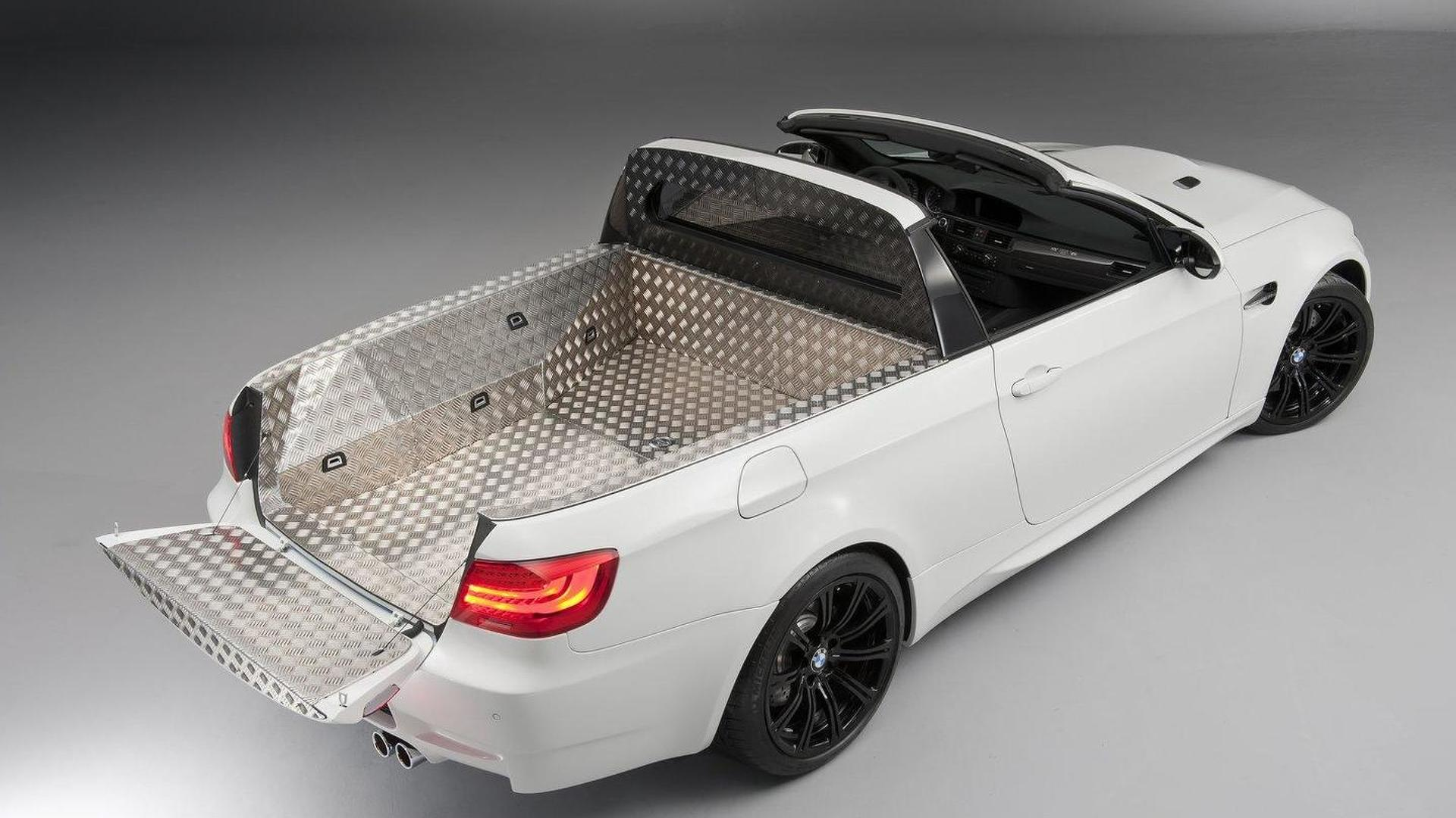 BMW M Reveals Worlds Fastest Pickup Could Have Been Best April - Best bmw ever
