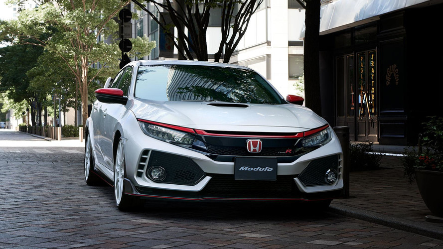 Honda Civic Type R Accessories in Japan Are Expensive But Stylish