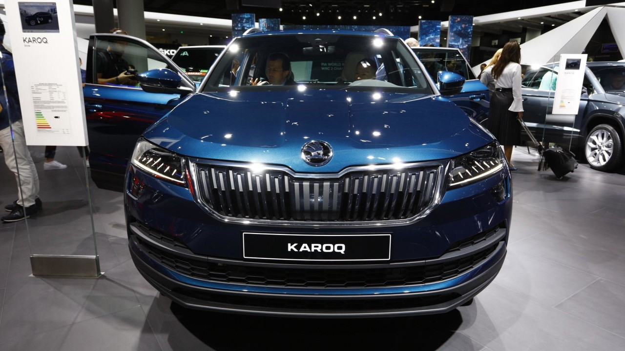 Skoda Karoq Has Led Projecting Company S Name For Some