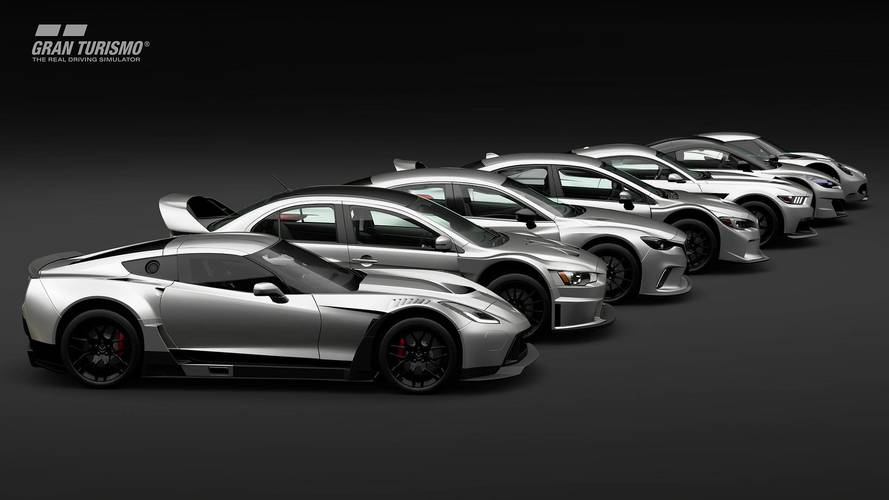 Video: All 162 Cars Available In Gran Turismo Sport