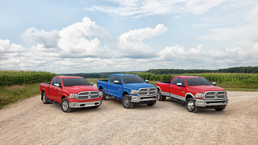 2018 Ram Works Down On The Farm With New Harvest Edition Pickups