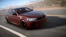 2018 BMW M5 in Need for Speed Payback