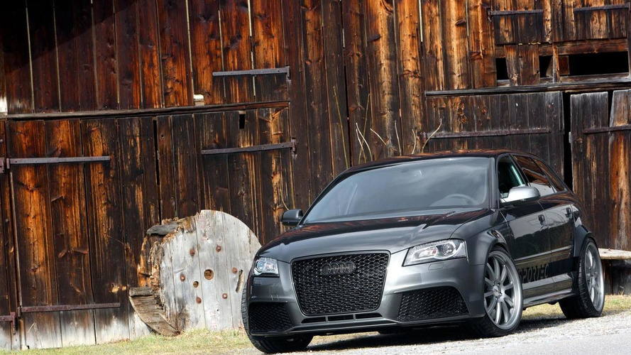 Audi RS3 by Sportec sprints to 62 mph in 3.8 seconds [video]