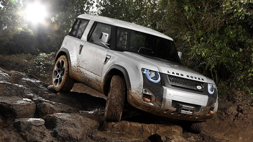 Jaguar Land Rover announces plans for new factory in Slovakia; will likely make the Defender