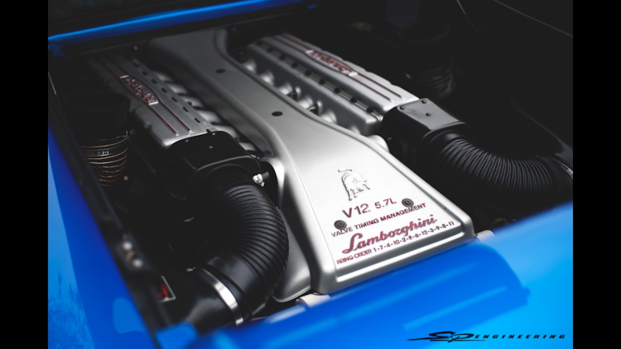 SP Engineering Lamborghini Diablo SV Monterey Edition