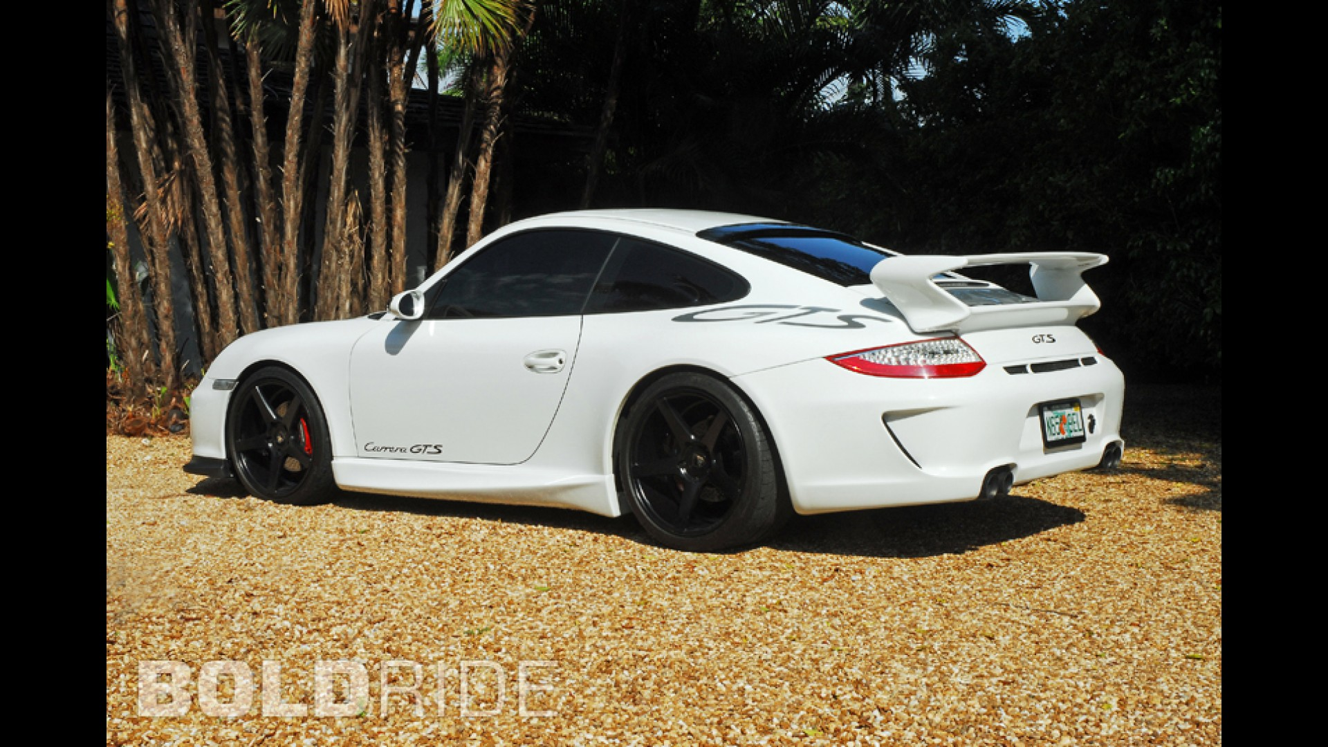 Porsche 911 Carrera GTS Paul Walker Tribute