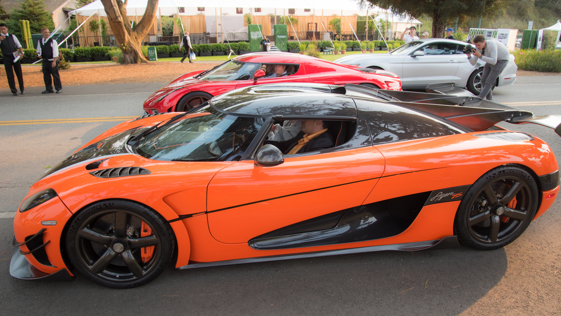 New Koenigsegg Agera Xs Owner Completes His Own Supercar Holy