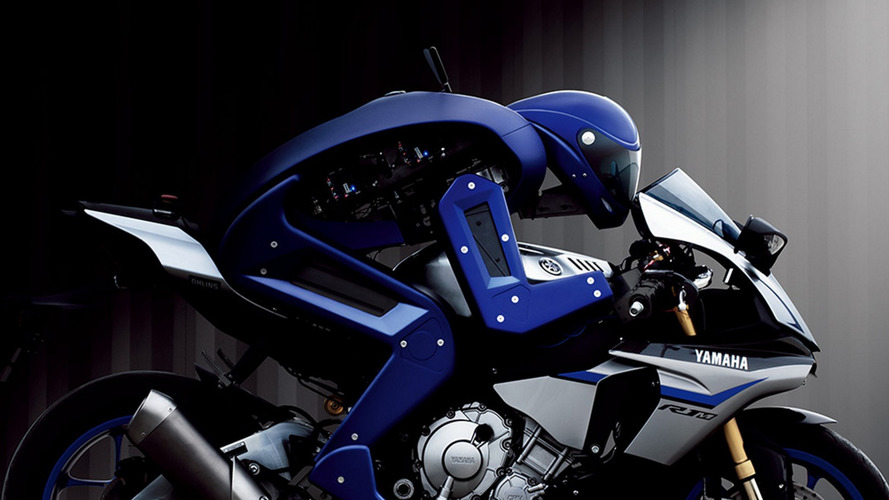 Yamaha considers using AI for motorcycle safety