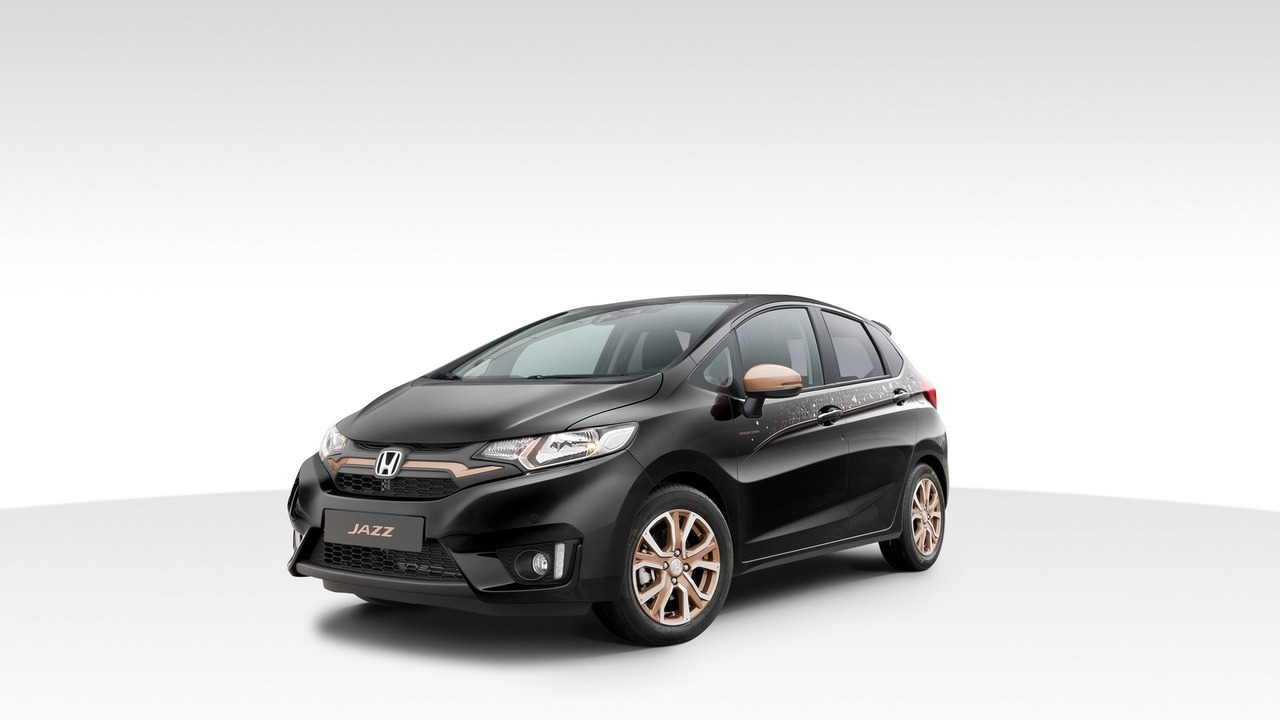 Honda Jazz Spotlight Edition