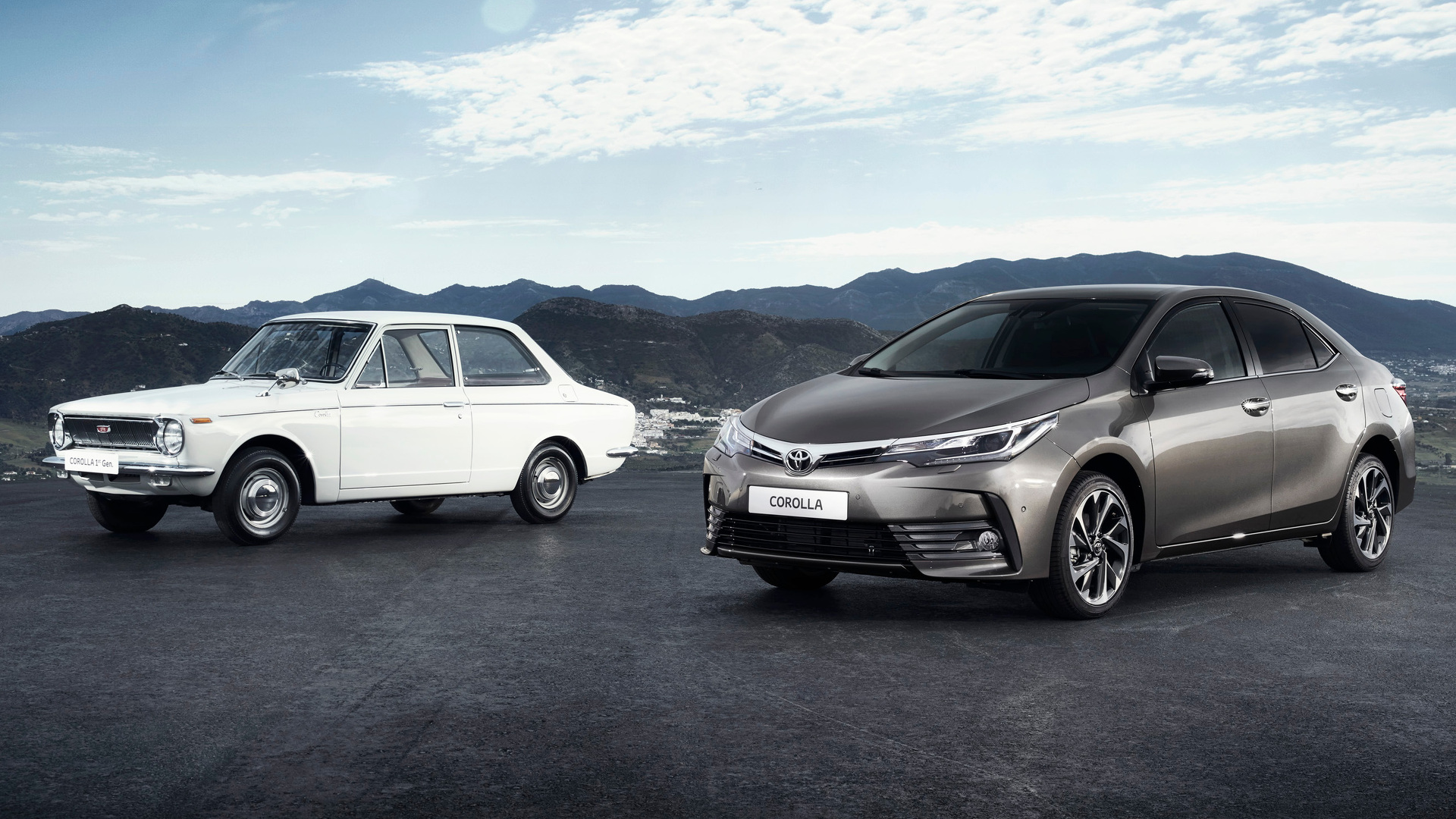 Corolla is the world\'s best selling car after 50 years