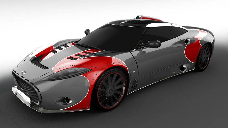 Spyker Bids Adieu To C8 Aileron With LM85 Special Edition