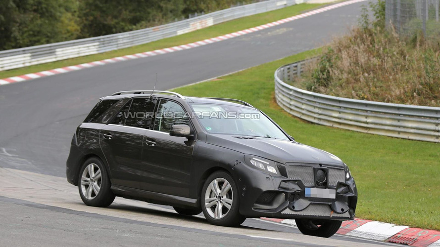 Mercedes-Benz announces GLE and GLS are coming this year, GLC also possible