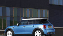 MINI five-door hatchback