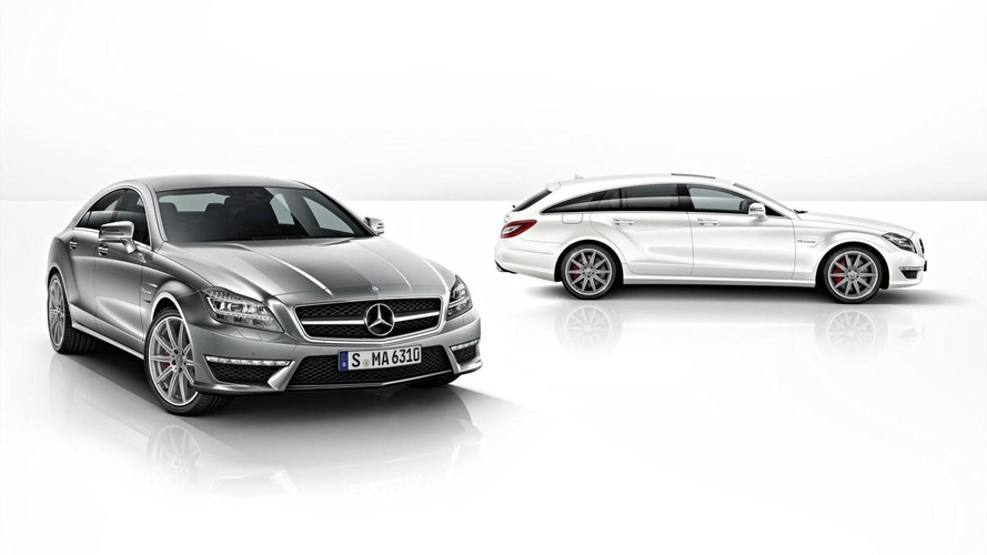 More powerful 2014 Mercedes-Benz CLS 63 AMG announced