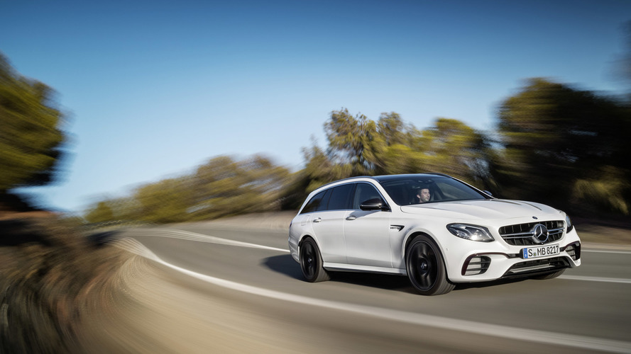 Mercedes-AMG E63 S Crowned Fastest Wagon On The Nürburgring